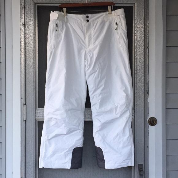 Lands End snow pants
